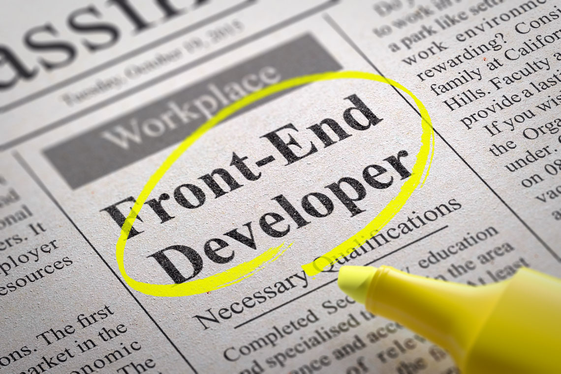 Front-End Developer
